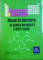 Manual de laboratorio de química inorgánica II a micro escala /